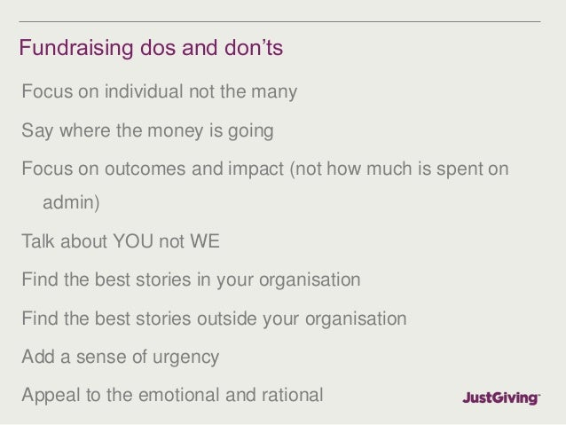 An introduction to (digital) fundraising - campaign bootcamp