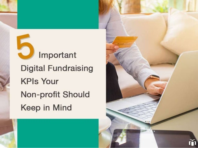5 Digital Fundraising KPIs your Nonprofit Should Keep in Mind