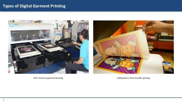 Digital Garment Printing