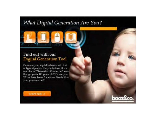 Digital Generation Tool