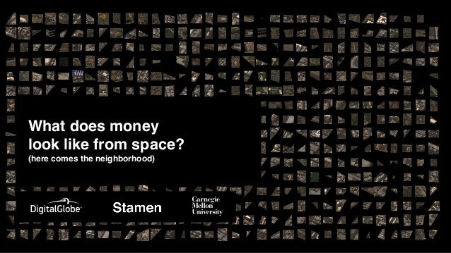 What does money 