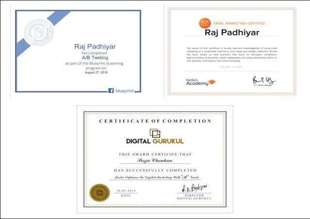 Digital gurukul e brochure award winning digital marketing institut 51 founder digital malvernweather Images