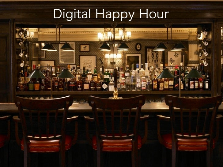 Digital Happy Hour