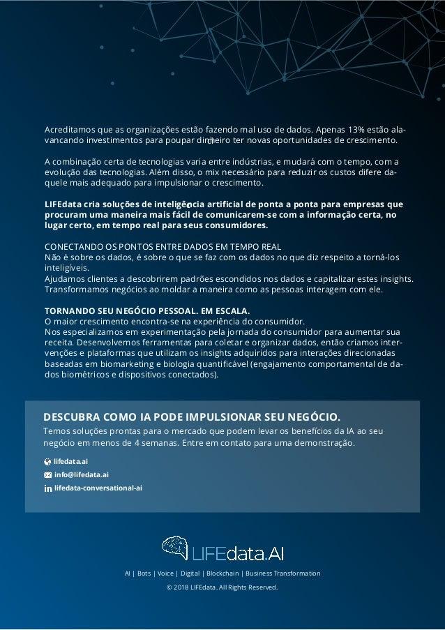 ci c © 2018 LIFEdata. All Rights Reserved. info@lifedata.ai lifedata.ai AI   Bots   Voice   Digital   Blockchain   Busines...
