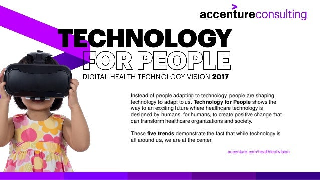 Instead of people adapting to technology, people are shaping technology to adapt to us. Technology for People shows the wa...