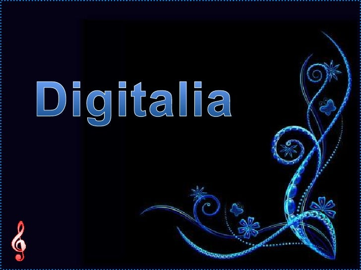 Digitalia<br />