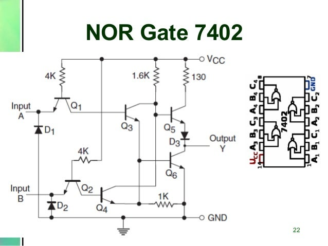 7402 Ic Circuit Diagram Product Wiring Diagrams