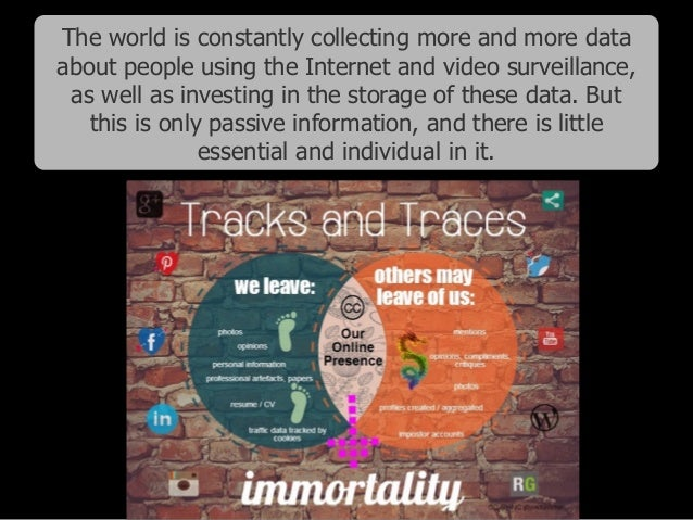 The world is constantly collecting more and more data about people using the Internet and video surveillance, as well as i...