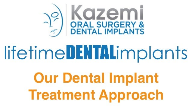 Our Dental Implant Treatment Approach