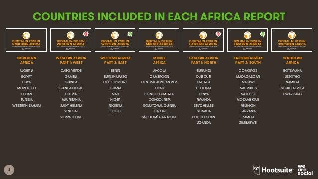 3 COUNTRIES INCLUDED IN EACH AFRICA REPORT ALGERIA EGYPT LIBYA MOROCCO SUDAN TUNISIA WESTERN SAHARA CABO VERDE GAMBIA GUIN...