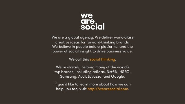 15 We are a global agency. We deliver world-class creative ideas for forward-thinking brands. We believe in people before ...