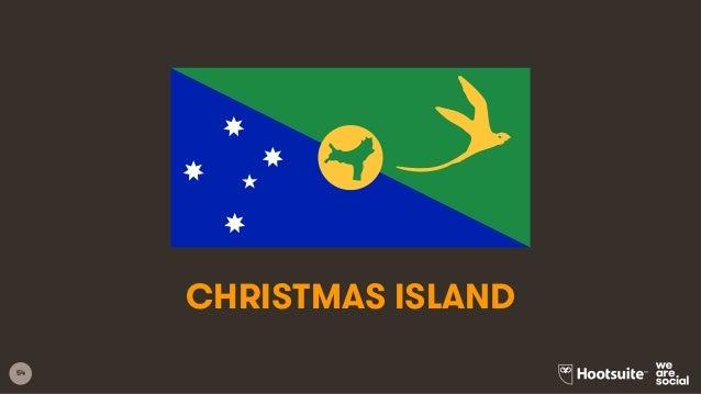 54 CHRISTMAS ISLAND