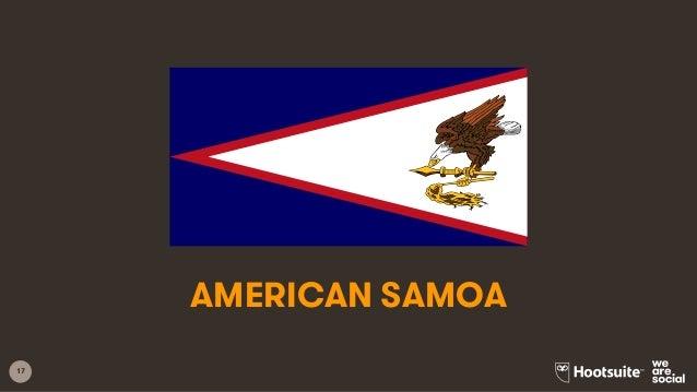 17 AMERICAN SAMOA