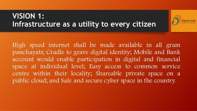 Image result for Digital Infrastructure as a Utility to Every Citizen