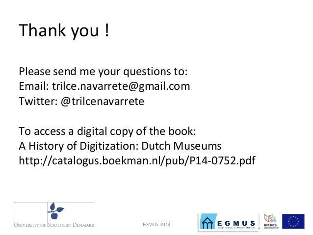 digital indicators berlin meeting egmus 2014