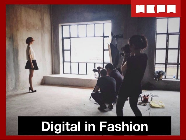 Digital in Fashion