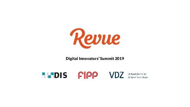Digital Innovators' Summit 2019
