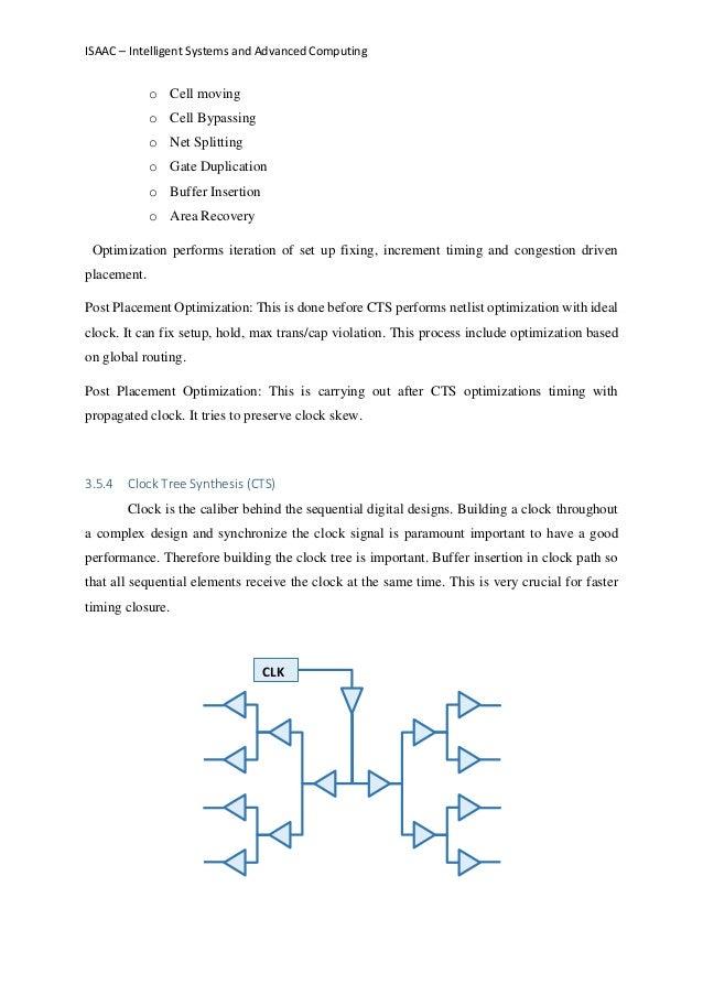 Digital Integrated Circuit (IC) Design