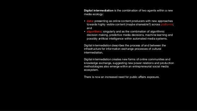 data: Digital First Personalities