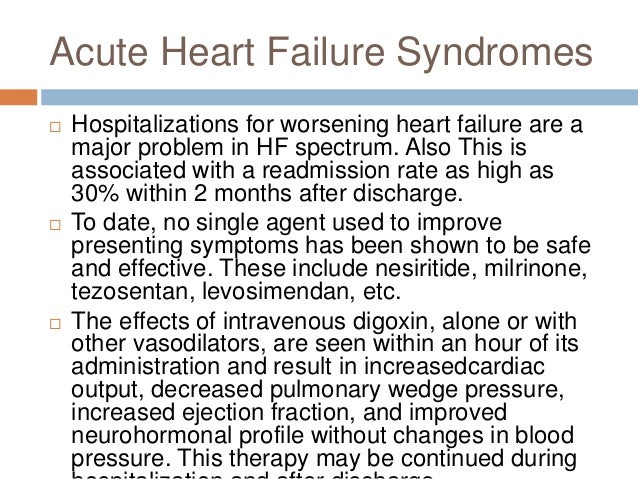 congestive cardiac failure with digoxin toxicity Request pdf on researchgate | digoxin pharmacokinetics in congestive heart failure | the steady-state pharmacokinetics of oral digoxin in eight hospitalized patients was compared upon their admission with marked right-sided congestive heart failure and later when they were compensated.