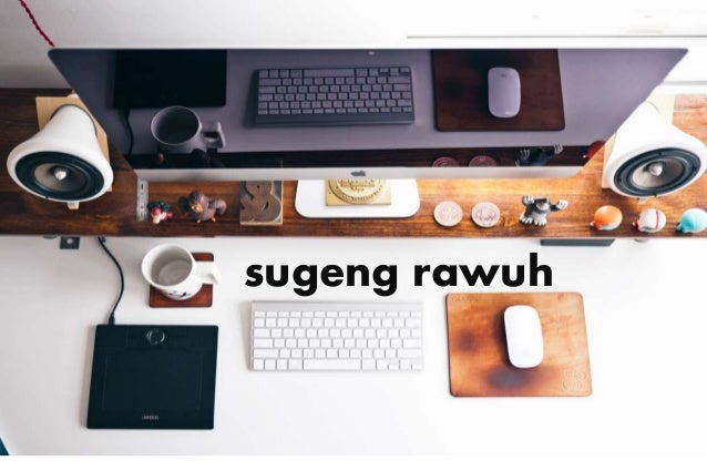 WELCOME sugeng rawuh