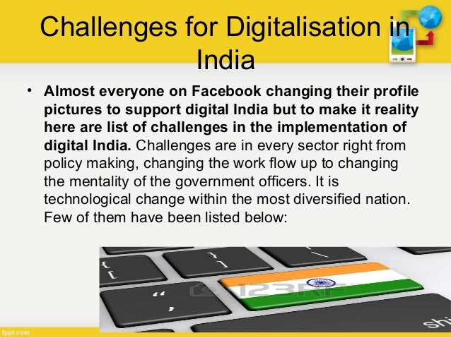 DIGITALISATION OF INDIA PDF