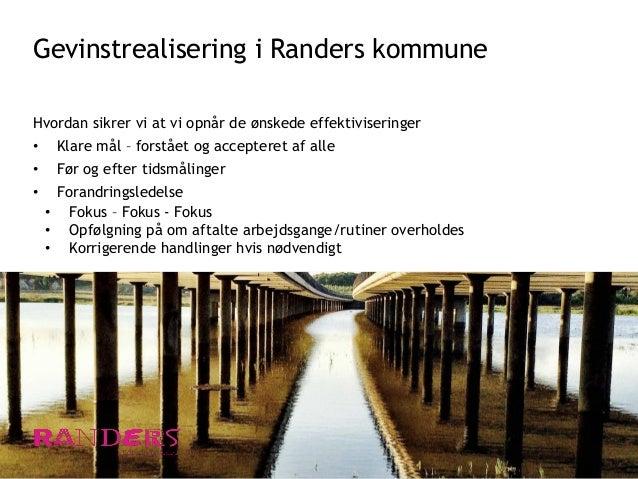 klare mål Randers