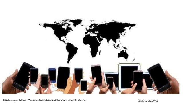 Digitalisierung an Schulen - warum und wie? Slide 3