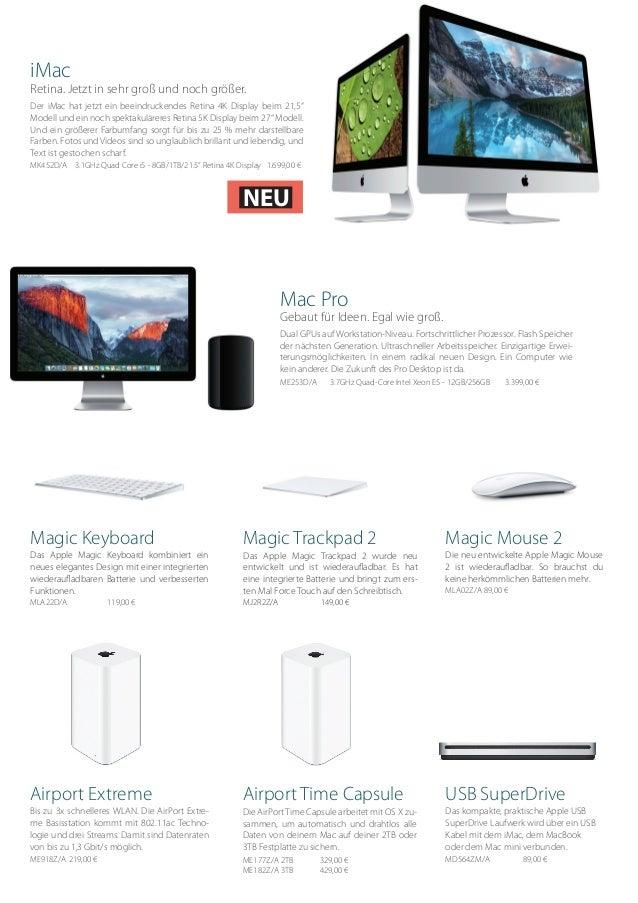 Desktops & All-in-one-pcs Apple Imac 21.5 Zoll 2014-1.4ghz I5-8gb Ram 500gb Hdd Mit Den Modernsten GeräTen Und Techniken