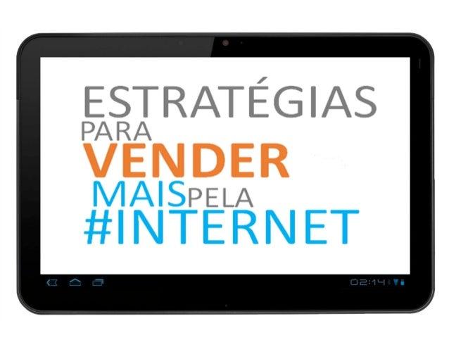Digitalize-me - Estratégias para vender mais pela internet