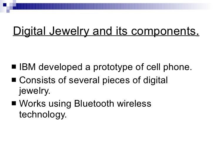 Digital Jewellery Documentation Pdf