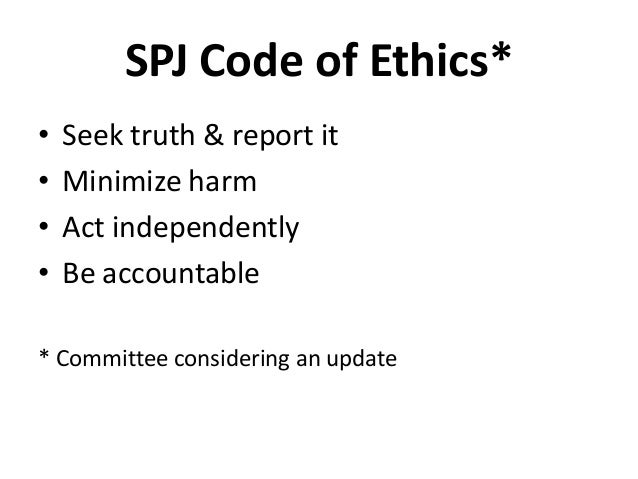 ethical journalism and meaa code of Guest lecture: steering clear of legal & ethical pitfalls (for 1st-year journalism   presenter, how meaa/aja code of ethics impacts on victims & survivors of.