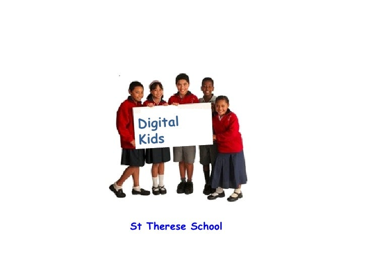 St Therese School Digital Kids