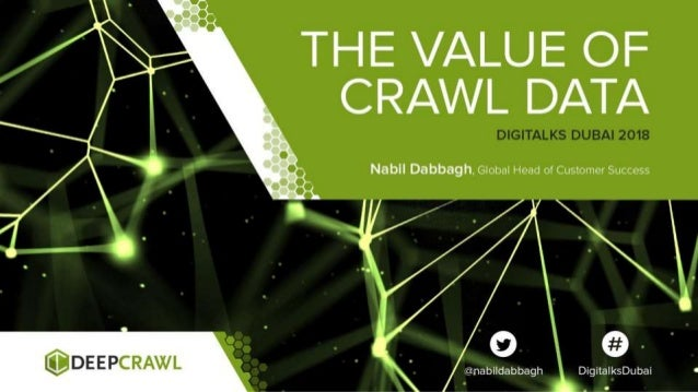 What is crawl data? The challenges of running multi-channel digital marketing campaigns Where is traffic being wasted duri...