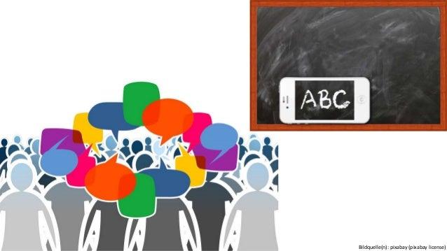 Digital Kommunizieren Und Kooperieren Im Schulischen Kontext