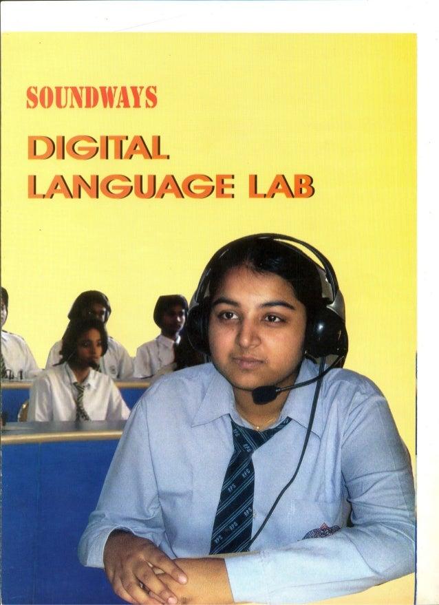 Sound Ways, New Delhi, Digital Language Lab