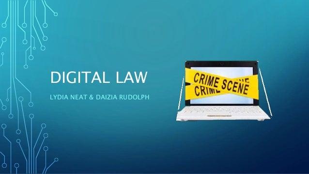 Digital law powerpoint