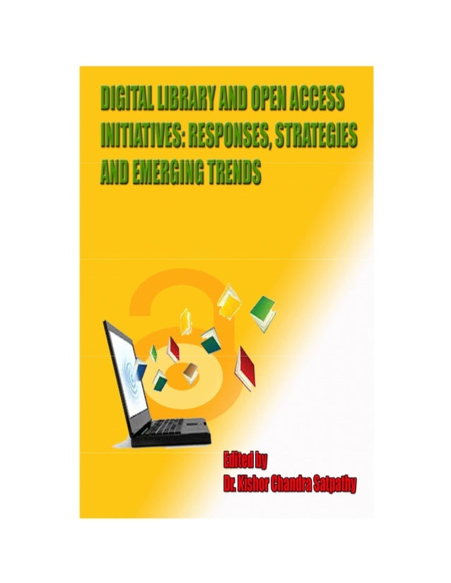 Edited by Dr. Kishor Chandra Satpathy SHANKAR'S BOOK AGENCY PVT. LTD NEW DELHI, INDIA DIGITAL LIBRARY AND OPEN ACCESS INIT...