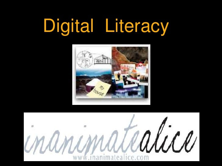 Digital  Literacy<br />