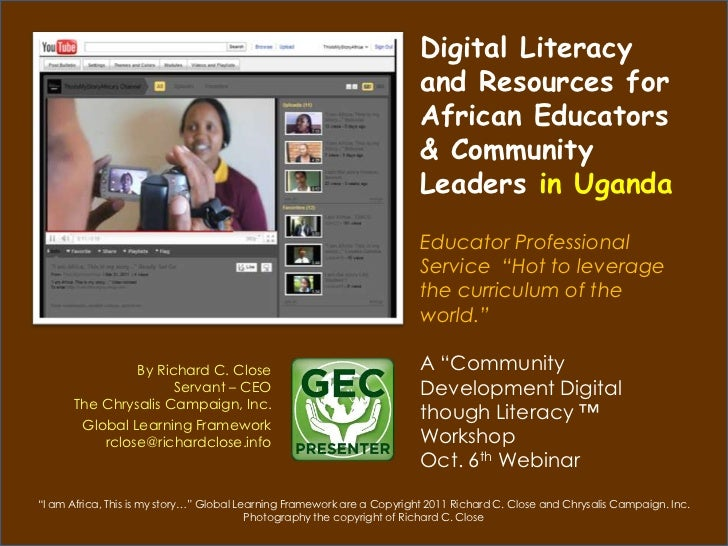 Digital Literacy                                                                         and Resources for                ...