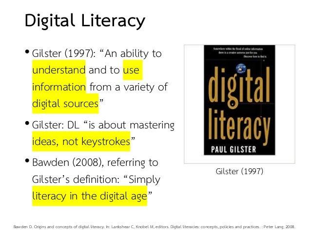 Digital Literacy & Oral Health (August 14, 2019)
