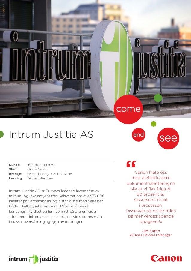 intrum justitia fakturaservice