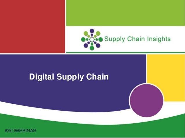 Digital manufacturing webinar version2