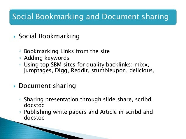 online marketing powerpoint presentation