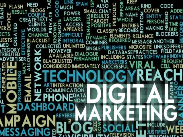 DIGITAL MARKETING • Digitalmarketing is marketing that makes use of electronic devices such as computers, tablets, smartph...