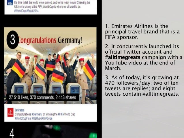 marketing strategy on emirates airline Emirates growth strategy on track  economies, and this has been instrumental in our own growth as an airline that attracts business and tourism opportunities.