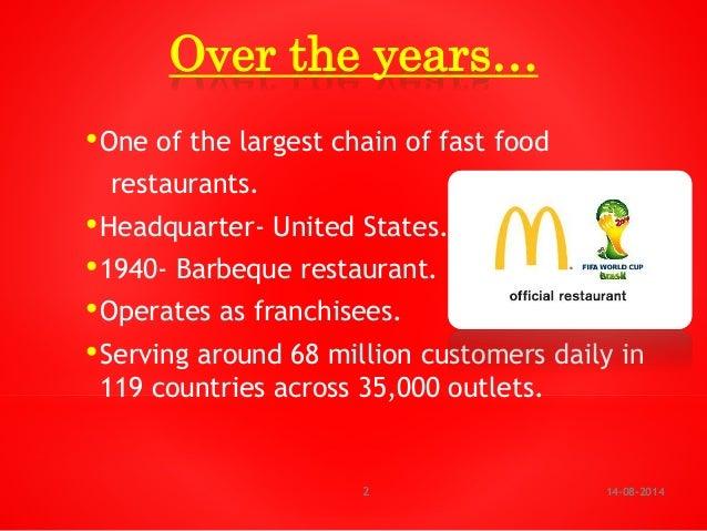 McDonalds Digital marketing Slide 2