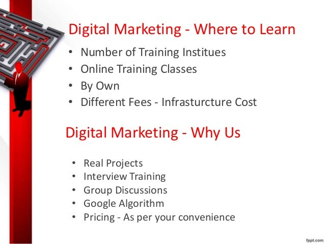 Digital Marketing Training in Bangalore, Learn Digital ...