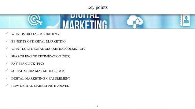 Digital marketing ppt 2019