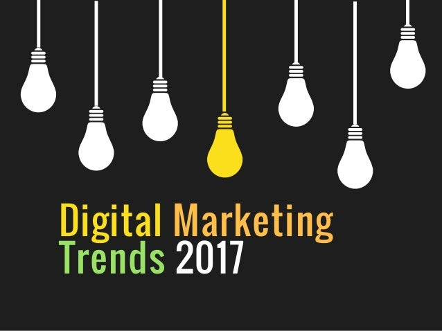 Image results for online marketing trends in 2017